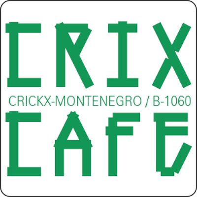 logo crixcafe green